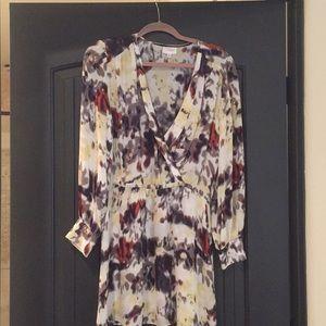 Parker Long-Sleeve Dress